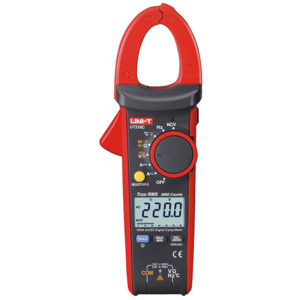 UNI-T UT216C DIGITAL CLAMP METERS TRUE RMS 600A