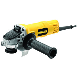 DEWALT DWE4010-B5 115MMM SMALL ANGLE GRINDER SLIDE SWITCH 730W 220V