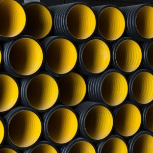 Corrugated Sewerage Pipes