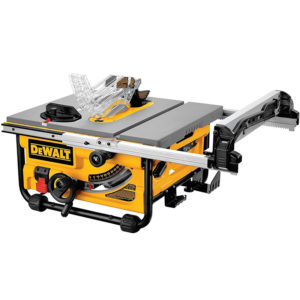 DEWALT DW745-GB H.D LIGHTWEIGHT TABLE SAW 220V