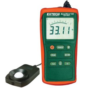 EXTECH EA30 EASYVIEW WIDE RANGE LIGHT METER