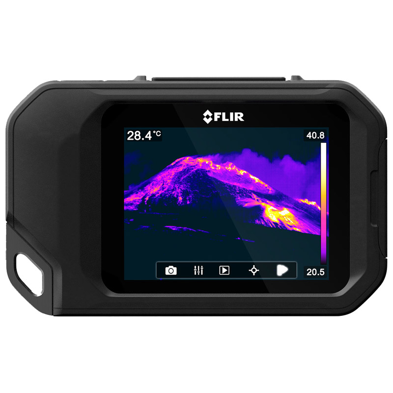 Flir C2 Compact Thermal Imaging System Isc Services