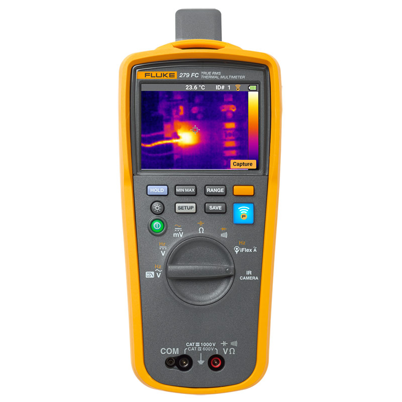 FLUKE 279FC TRUE-RMS THERMAL MULTIMETER
