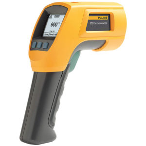 FLUKE 572-2 HIGH INFRARED THERMOMETER