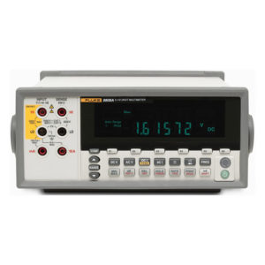 FLUKE 8808A TL 5.5 DIGIT MULTIMETER