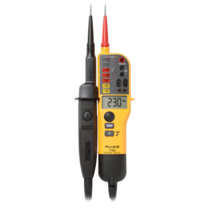 FLUKE T130 VOLTAGE CONTINUITY TESTER WITH LCD SWITCHABLE LOAD