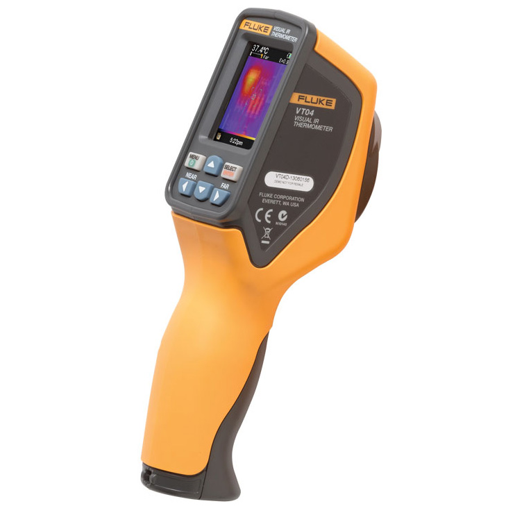 FLUKE VT04 VISUAL IR THERMOMETER - ISC Services