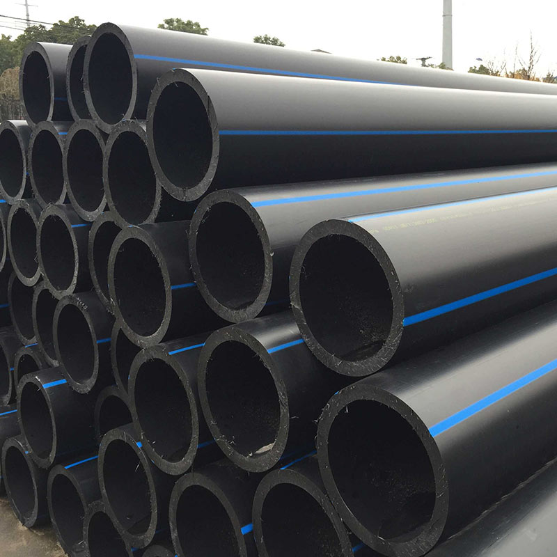 PE 100 Pressure Water and Gas Pipes
