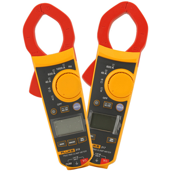 FLUKE 317/319 TRUE RMS CLAMP METER - ISC Services