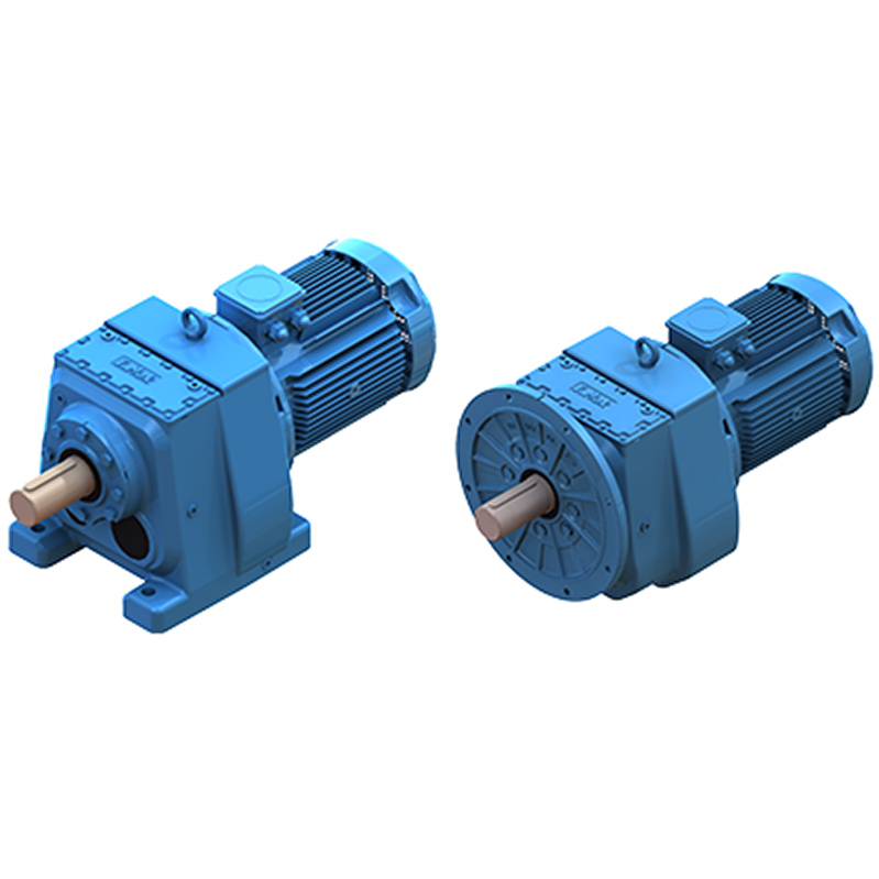 Helical Worm Gear Units (IRSD Series) - ISC Services