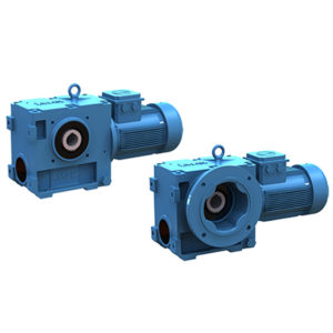 Helical Worm Gear Units (IRSD Series)